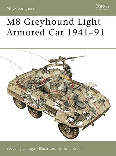 M8 Greyhound Light Armored Car 1941-91: 53