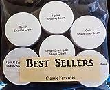 Best Sellers Shaving Cream Sample Pack