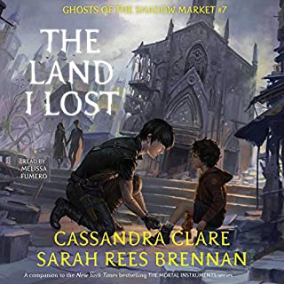 The Land I Lost audiobook cover art