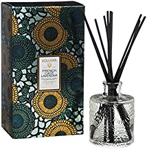 product image for Voluspa French Cade Lavender Home Ambience Reed Diffuser, 3.4 Fluid Ounces