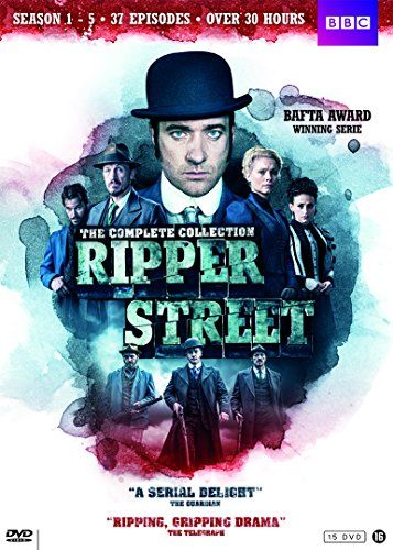 Ripper Street - The Complete Collection (Region 2 Import)