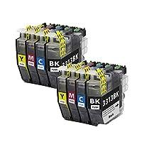 LC3313インクカートリッジ互換性のある兄弟DCP-J772DW MFC-J491DW MFC-J890DWプリンター/環境にやさしい 2 Set