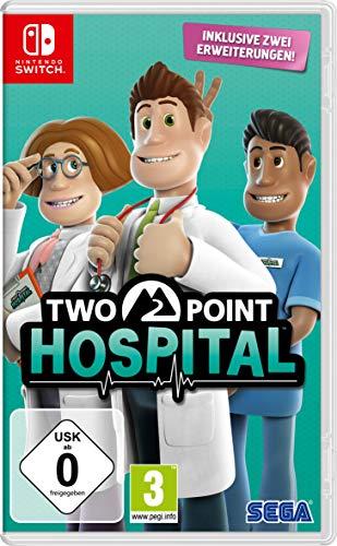 Two Point Hospital [Nintendo Switch]