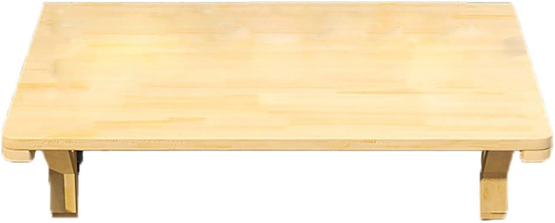 hasta un 50% de descuento WNX Mesa de Parojo de Madera Maciza Mesa Mesa Mesa de Parojo Mesa Plegable Mesa de Comedor Mesa de Trabajo Mesa de Escritorio Mesa de Aprendizaje Plegable (Tamaño   75  50cm)  orden ahora con gran descuento y entrega gratuita