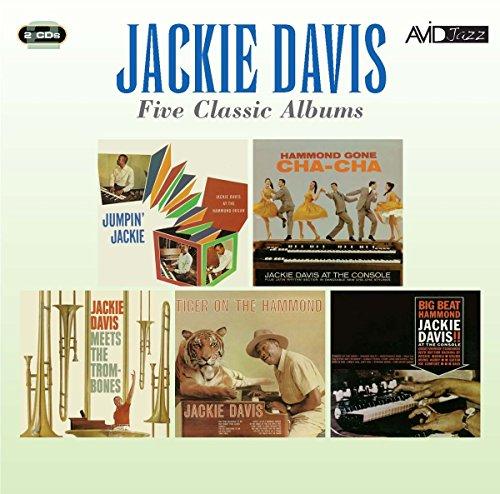 5 Classic Albums: Jumpin / Hammond Cha Cha / Meets Trombones / Tiger On Hammond / Big Beat Hammond