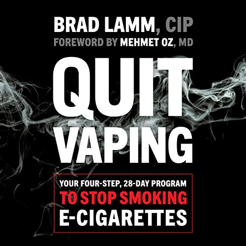 Quit Vaping audiobook cover art