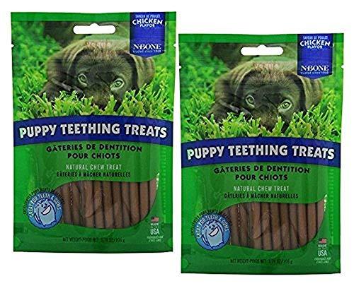 N- Bone Puppy Teething Treats