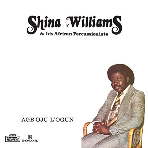Shina Williams & His African Percussionists