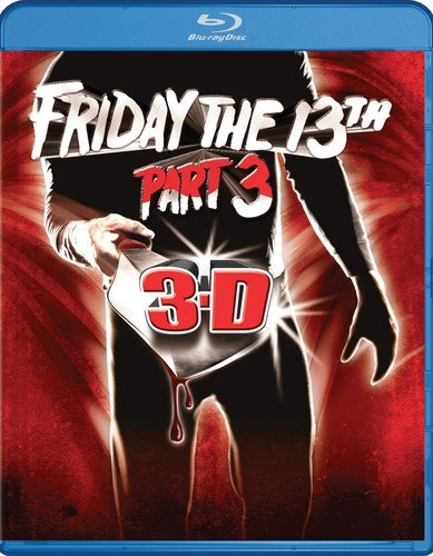 Friday The 13Th Part 3 [Edizione: Stati Uniti] [Italia] [Blu-ray]