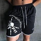 ShZyywrl Pantalones Cortos De Playa para Hombre De Moda Pantalones Cortos De Verano para Hombre, Pantalones Cortos Informales Tra