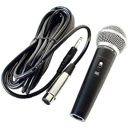 Professionale Microfono dinamico microfono studio vocale con 5m cavi (SM58)