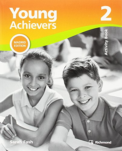 MADRID YOUNG ACHIEVERS 2 ACTIVITY PACK
