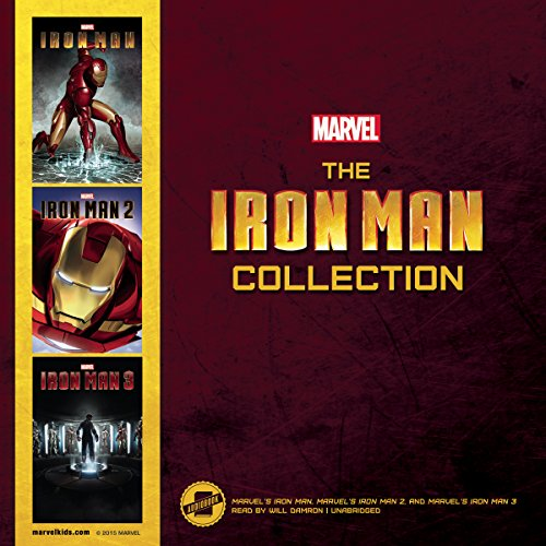 Page de couverture de The Iron Man Collection