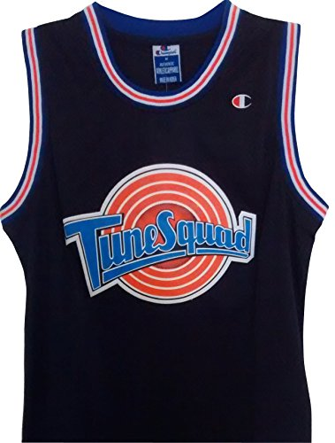 Michael Jordan Space Jam Jersey - #23 Tune Squad - Black (