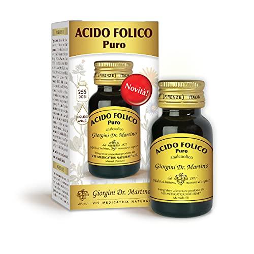 Dr. Giorgini Acido Folico Puro - 30 ml