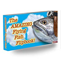 Fliptomania Amazing Flying Fish フリップブック