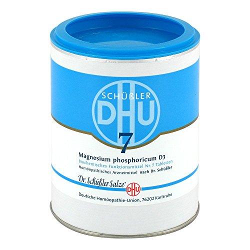 DHU Schüßler-Salz Nr. 7 Magnesium phosphoricum D3 Tabletten, 1000 St. Tabletten
