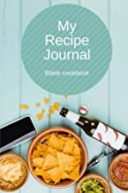 My Recipe Journal.: Enjoy cooking frame my recipe journal. Blank cookbooks, cookbook for kid and all ages. Have fun recording and recreating new recipes by yourself. 124 Pages/6*9 Inches. (Volume 8)