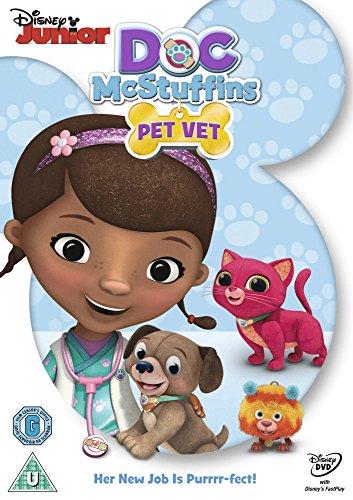 Doc McStuffins Pet Vet [UK Import]