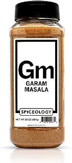 Garam Masala Spice Blend - Spiceology Indian Garam Masala - 20 ounces
