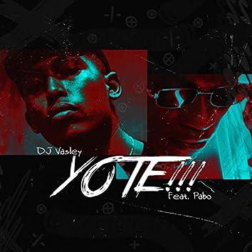 Yote!!! (feat. Pabo)