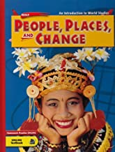 Holt People, Places, and Change: An Introduction to World Studies: Student Edition 2005