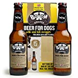 WOOF&BREW Bottom Sniffer Dog Beer - Dog Gift Set (2 x 330ml) The Perfect Christmas and Birthday Present