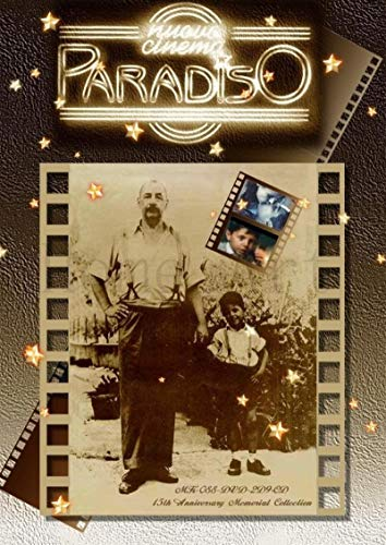 yangchunsanyue New Cinema Paradiso Poster Art Painting Canvas Poster Wall Home Decor 40X50Cm No Frame (Zu-1195)