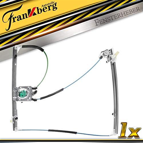 Fensterheber Elektrisch Ohne Motor Vorne Links für Laguna II BG0/1 Grandtour KG0/1 Schrägheck Kombi Bj.2001-2007 8200000937