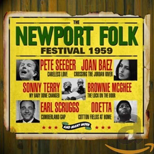 The Newport Folk Festival 1959