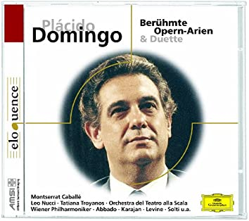 Domingo: berühmte Opernarien & Duette