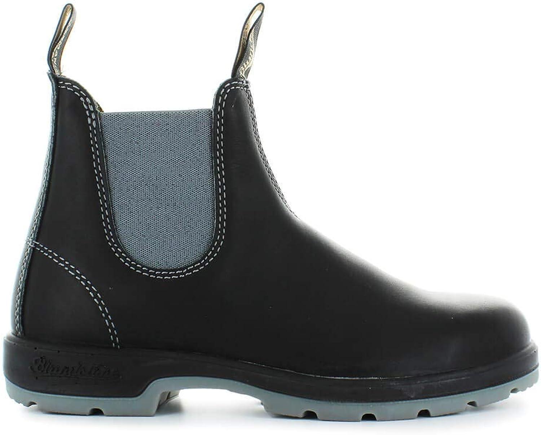 Blundstone, Damen Stiefel & Stiefeletten Black Grey Grigio Scuro 36 EU B01LZEGEN8  | Überlegene Qualität