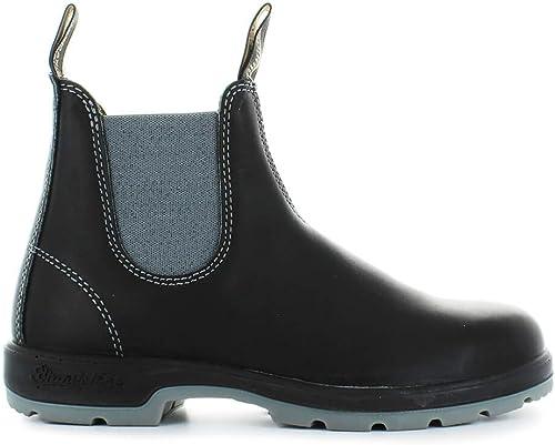Blaundstone, Damen Stiefel & Stiefeletten schwarz grau grau Scuro 36 EU