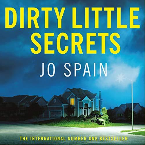 Dirty Little Secrets audiobook cover art