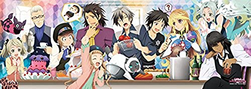 352 piece jigsaw puzzle    Tales of Xillia 2 Cooking with everyone  y ensky