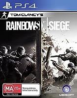 Tom Clancy's Rainbow Six Siege PS4 Playstation 4 (輸入版)