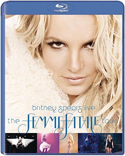 Britney Spears : Live The Femme Fatale Tour [Blu-Ray]
