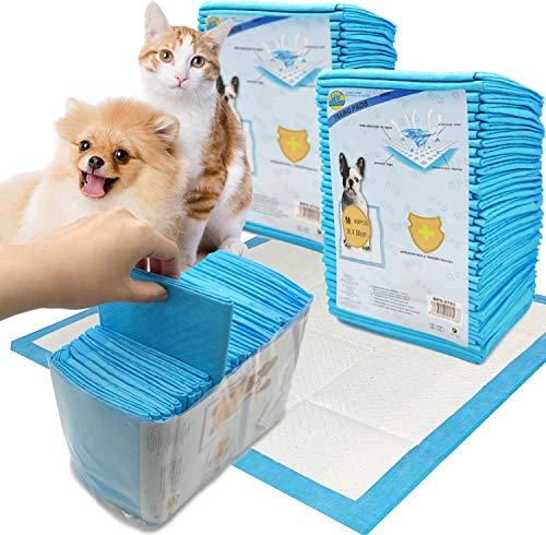 BPS Empapadores Perro de Entrenamiento para Perros Gatos Alfombrilla Toallita Higiénica (33 x 45 cm, 80 Pcs) BPS-2189 * 02