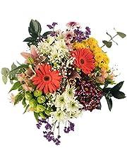 Ramo de Flores Variadas Multicolor | ENTREGA GRATIS 24 HORAS | Flores Naturales a Domicilio Blossom® | Ramo Flores Frescas y Recién Cortadas a domicilio