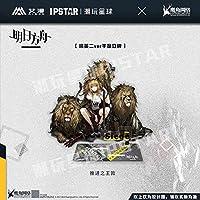 中国限定 アークナイツ シージ 昇級Ver BIGアクリルフィギュア