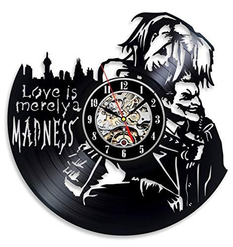 51kcNGpbwxL._SL500_ Harley Quinn Clocks