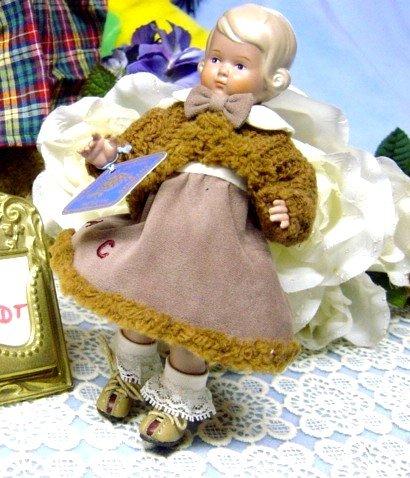 Schildkrot schildkrot8818639Inge klassischen Puppe (18cm)