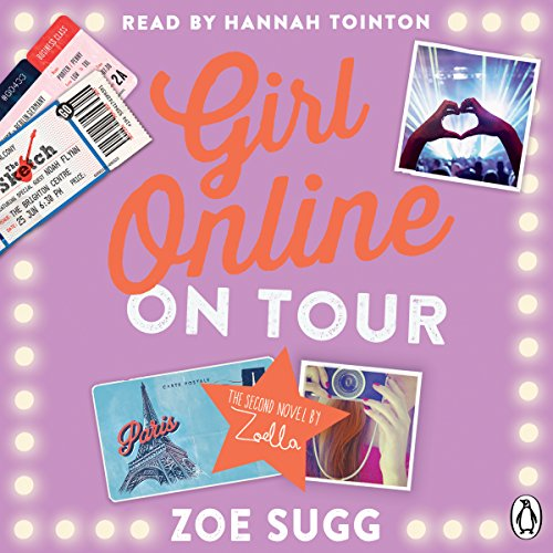 Couverture de Girl Online: On Tour