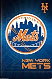 Unbekannt New York Mets Team Logo MLB Poster RP14689 -