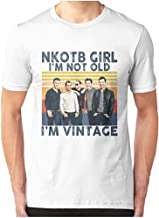 NKOTB Girl I'm Not Old I'm T Shirt Gift Tee Graphic for Womens Man