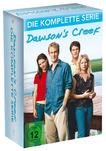 Dawson's Creek - Die komplette Serie (34 Discs) [DVD]