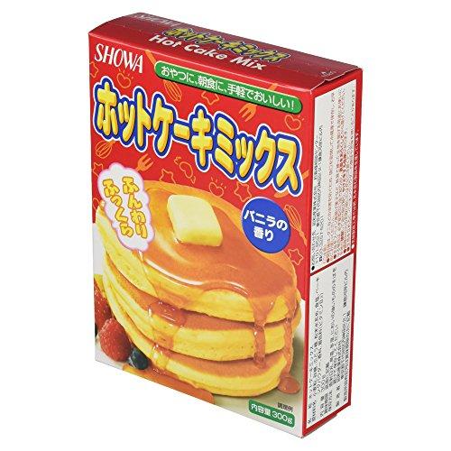ホット ケーキ ミックス 昭和