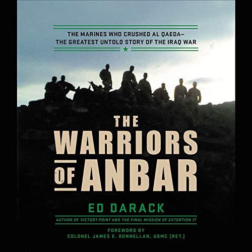 The Warriors of Anbar cover art