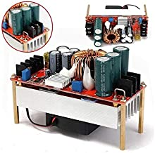 Quickbuying 1500W 30A DC Boost Converter Step-up Power Supply Module In10~60V Out 12~90V