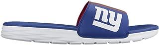 Nike Benassi Solarsoft (NFL Giants) Mens